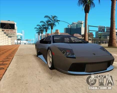 Andromax ENB para GTA San Andreas