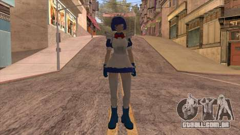 Ryumou para GTA San Andreas segunda tela