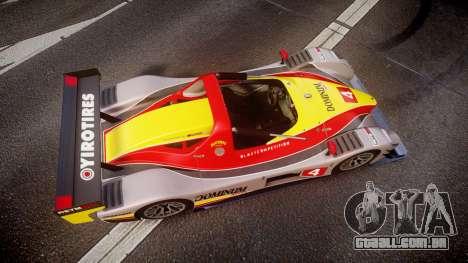 Radical SR8 RX 2011 [4] para GTA 4 vista direita