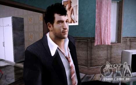 Joe Drunk para GTA San Andreas segunda tela