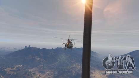 GTA 5 Íngreme rampa terceiro screenshot