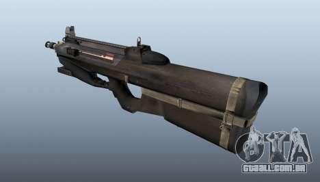 GTA 5 FN F2000 Tactical terceiro screenshot