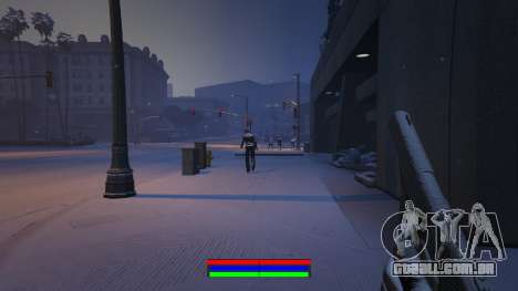 Long Winter 0.2 [ALPHA] para GTA 5