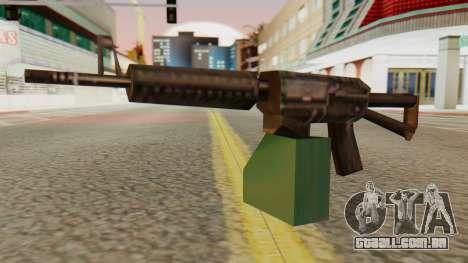 Ares Shrike SA Style para GTA San Andreas