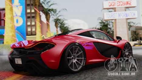 Progen T20 para GTA San Andreas esquerda vista