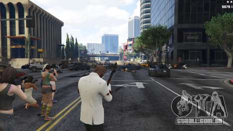 GTA 5 Bodyguard Menu 1.7 sexta imagem de tela
