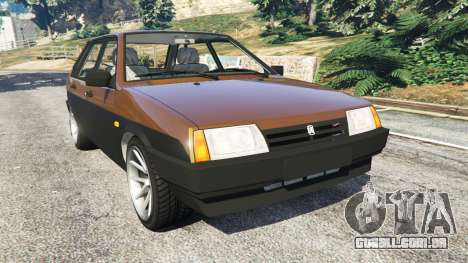 VAZ-21093i para GTA 5