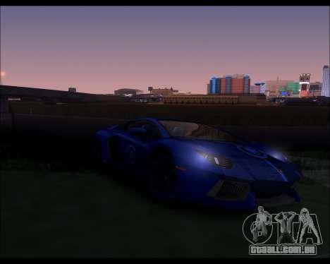 Project 0.1.4 (Medium/High PC) para GTA San Andreas sexta tela