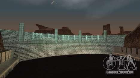 Barragem para GTA San Andreas