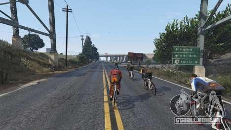 GTA 5 Downhill Racing quinta imagem de tela