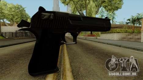 Original HD Desert Eagle para GTA San Andreas segunda tela