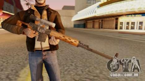 SDV, SA Estilo para GTA San Andreas terceira tela