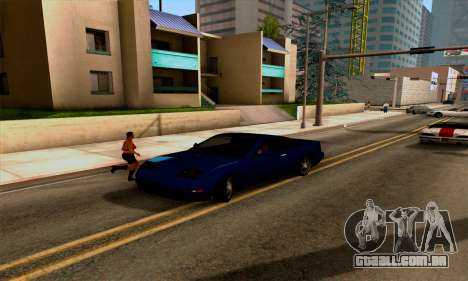 Realistic ENB for Medium PC para GTA San Andreas quinto tela