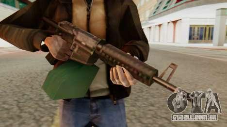 Ares Shrike SA Style para GTA San Andreas terceira tela