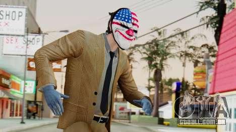 [PayDay2] Dallas para GTA San Andreas