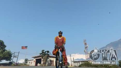 GTA 5 Downhill Racing terceiro screenshot