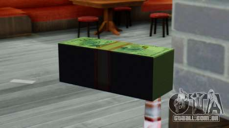 100 Rublos [Olímpico série] para GTA San Andreas