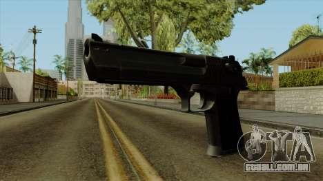 Original HD Desert Eagle para GTA San Andreas