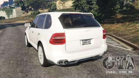 Porsche Cayenne Turbo S 2009 v0.7 [Beta] para GTA 5