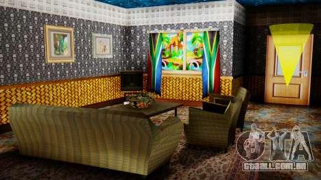 Stern Design House CJ para GTA San Andreas
