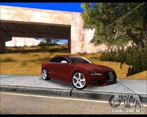 Project 0.1.4 (Medium/High PC) para GTA San Andreas terceira tela