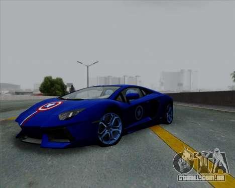 ENB Pizx para GTA San Andreas terceira tela