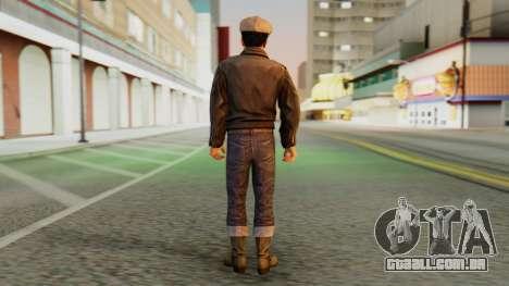 Vito Gresser v2 para GTA San Andreas terceira tela