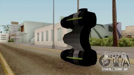 Original HD Thermal Goggles para GTA San Andreas segunda tela