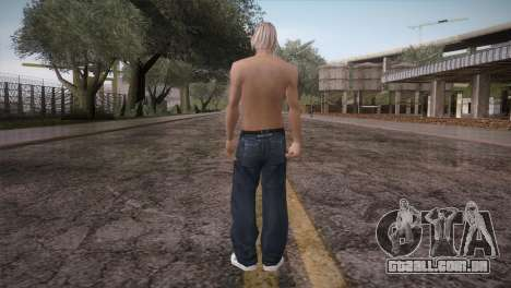 Beach Bum Wmylg para GTA San Andreas terceira tela