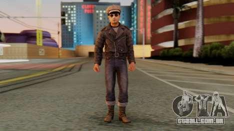 Vito Gresser v2 para GTA San Andreas segunda tela