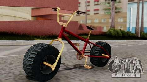 Monster BMX para GTA San Andreas