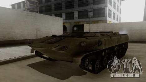 BTR-D para GTA San Andreas