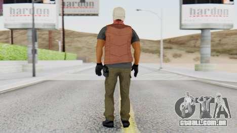 [BF Hardline] Gang Technician para GTA San Andreas terceira tela