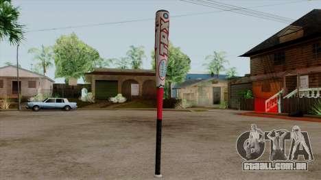 Original HD Bat para GTA San Andreas