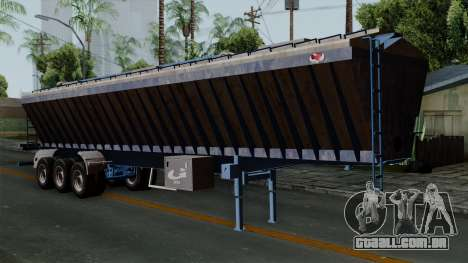 Trailer Silos para GTA San Andreas
