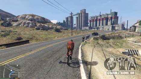 GTA 5 Downhill Racing sexta imagem de tela