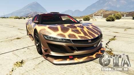 Dinka Jester (Racecar) Cheetah para GTA 5