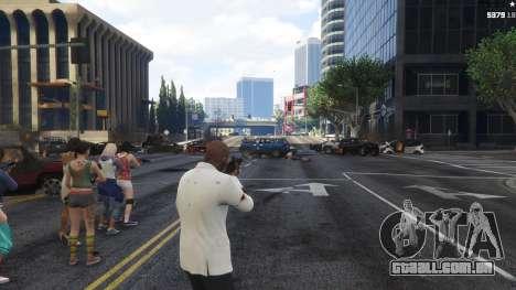 GTA 5 Bodyguard Menu 1.7 quarto screenshot