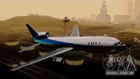 Lockheed L-1011 TriStar All Nippon Airways para GTA San Andreas