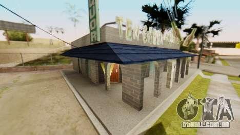 New Bar para GTA San Andreas segunda tela