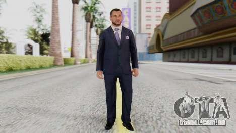 [GTA 5] FIB1 para GTA San Andreas segunda tela