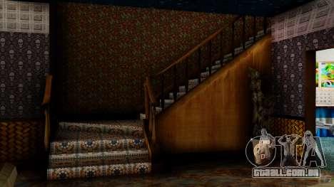 Stern Design House CJ para GTA San Andreas segunda tela