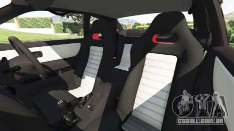 GTA 5 Nissan Skyline BCNR33 [Beta] frente vista lateral direita