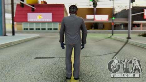 [PayDay2] Chains para GTA San Andreas terceira tela