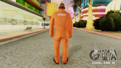 [GTA 5] Prisoner2 para GTA San Andreas terceira tela