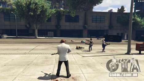GTA 5 Bodyguard Menu 1.7 décimo imagem de tela