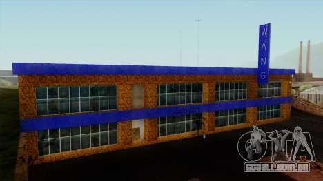 A Wang Cars Showroom para GTA San Andreas