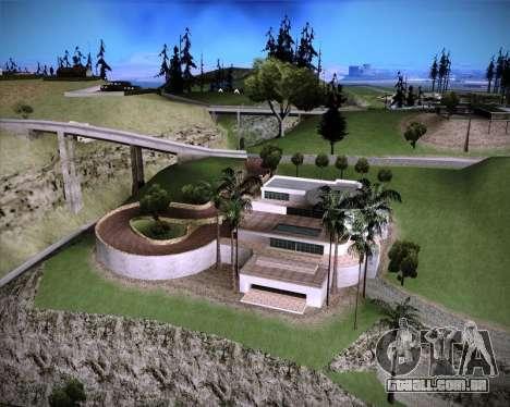 ENB Benyamin for Low PC para GTA San Andreas por diante tela