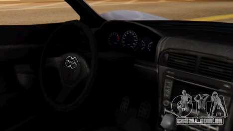 Progen T20 GTR para GTA San Andreas vista direita