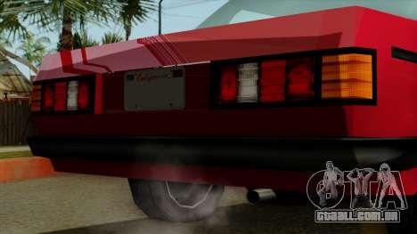 Admiral from Vice City Stories IVF para GTA San Andreas vista direita